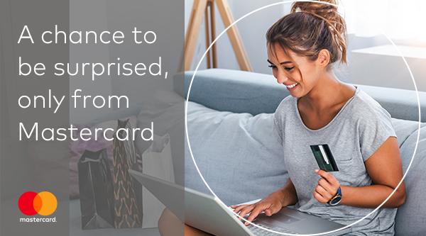 Mastercard header